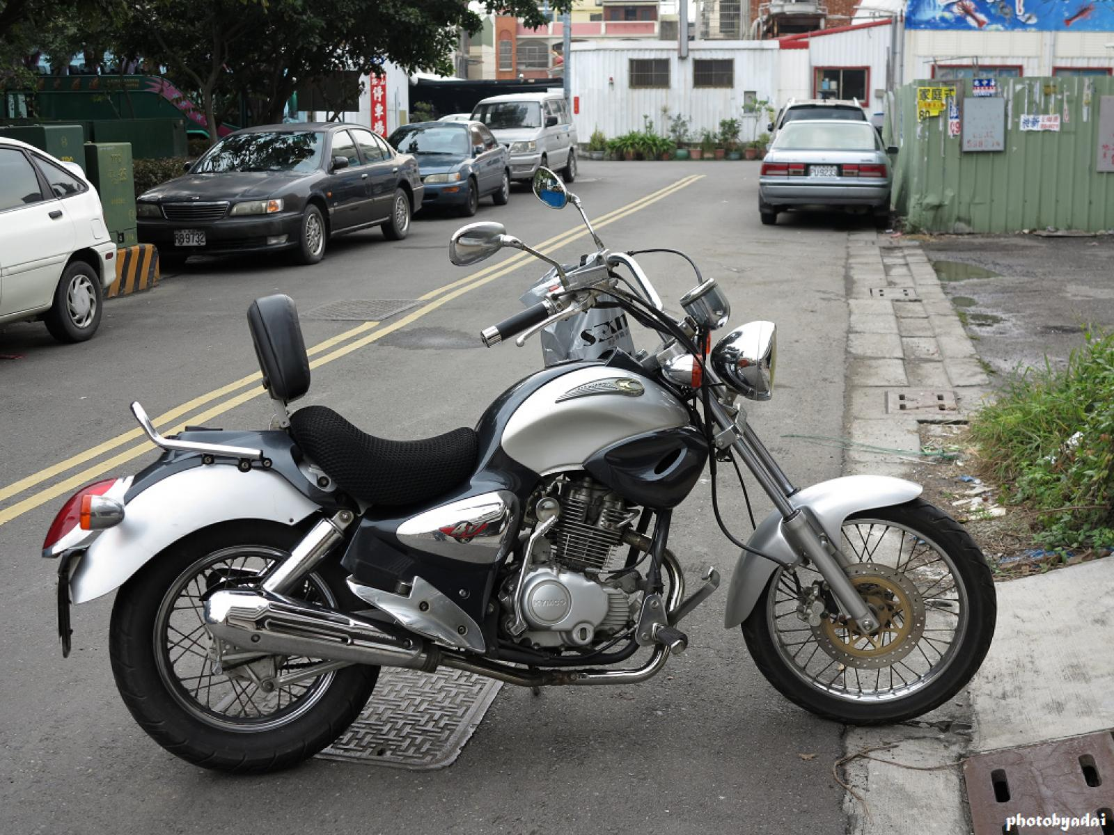 Kymco Hipster 150 2006 images #101852