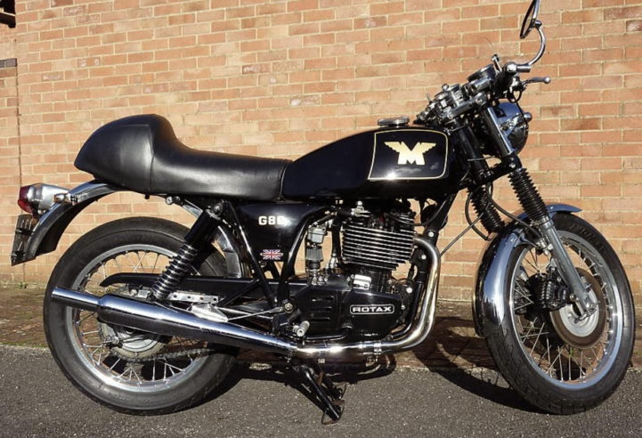 Matchless G 80 E 1990 images #105299