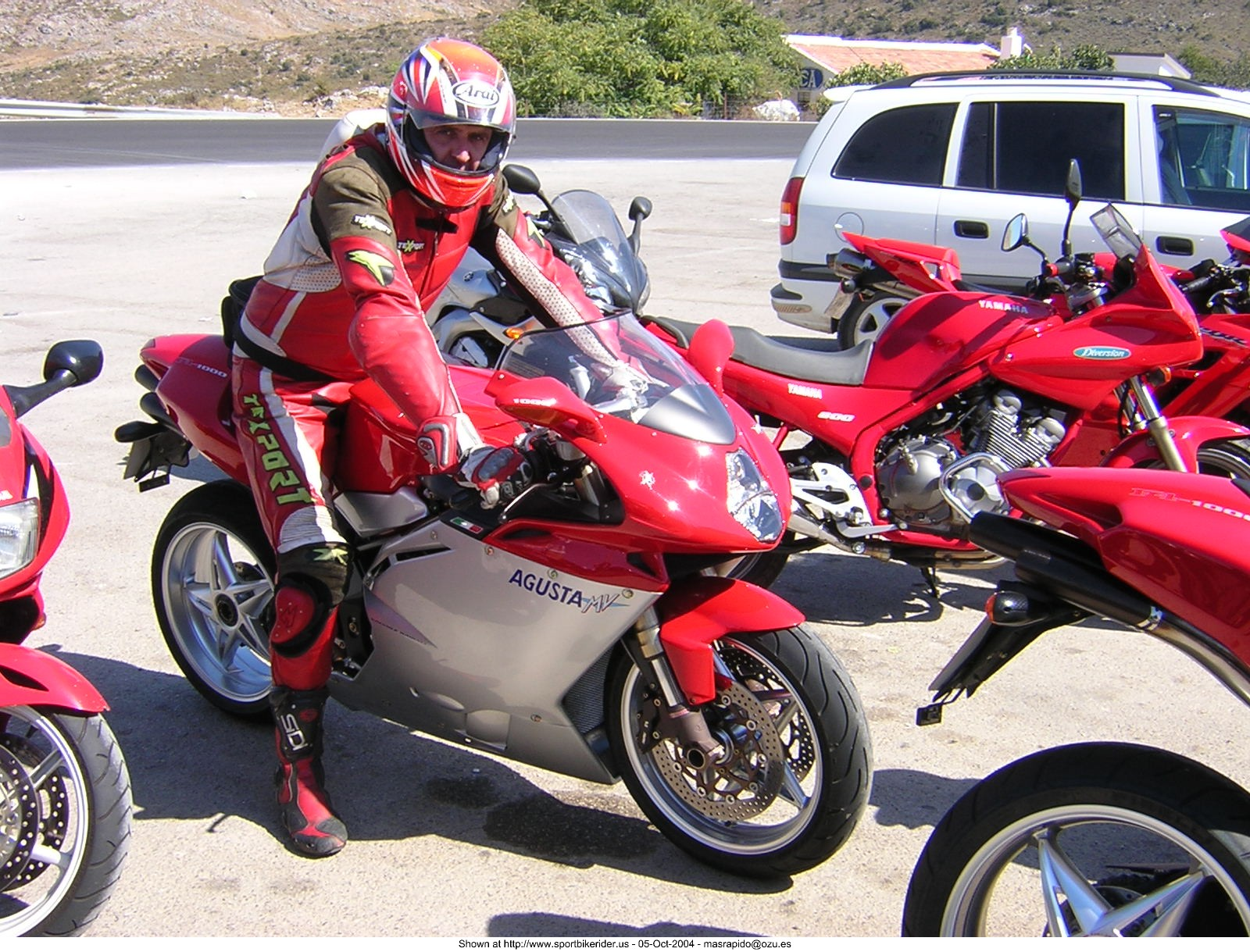 MV Agusta F4 1000 S 2004 images #113491