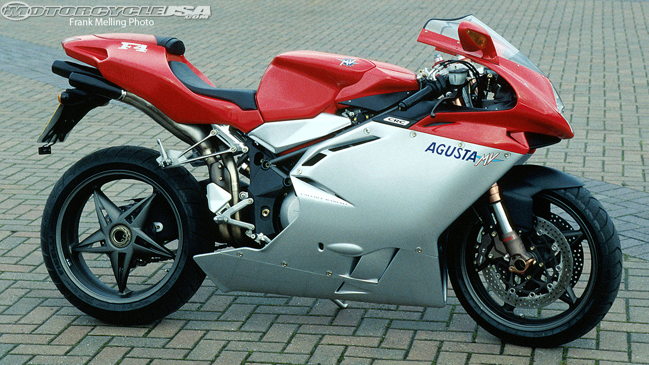 MV Agusta F4 S 1+1 2003 images #113882