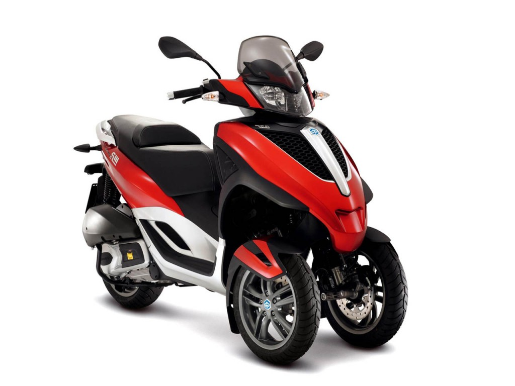 Piaggio MP3 125 Yourban 2011 wallpapers #144549
