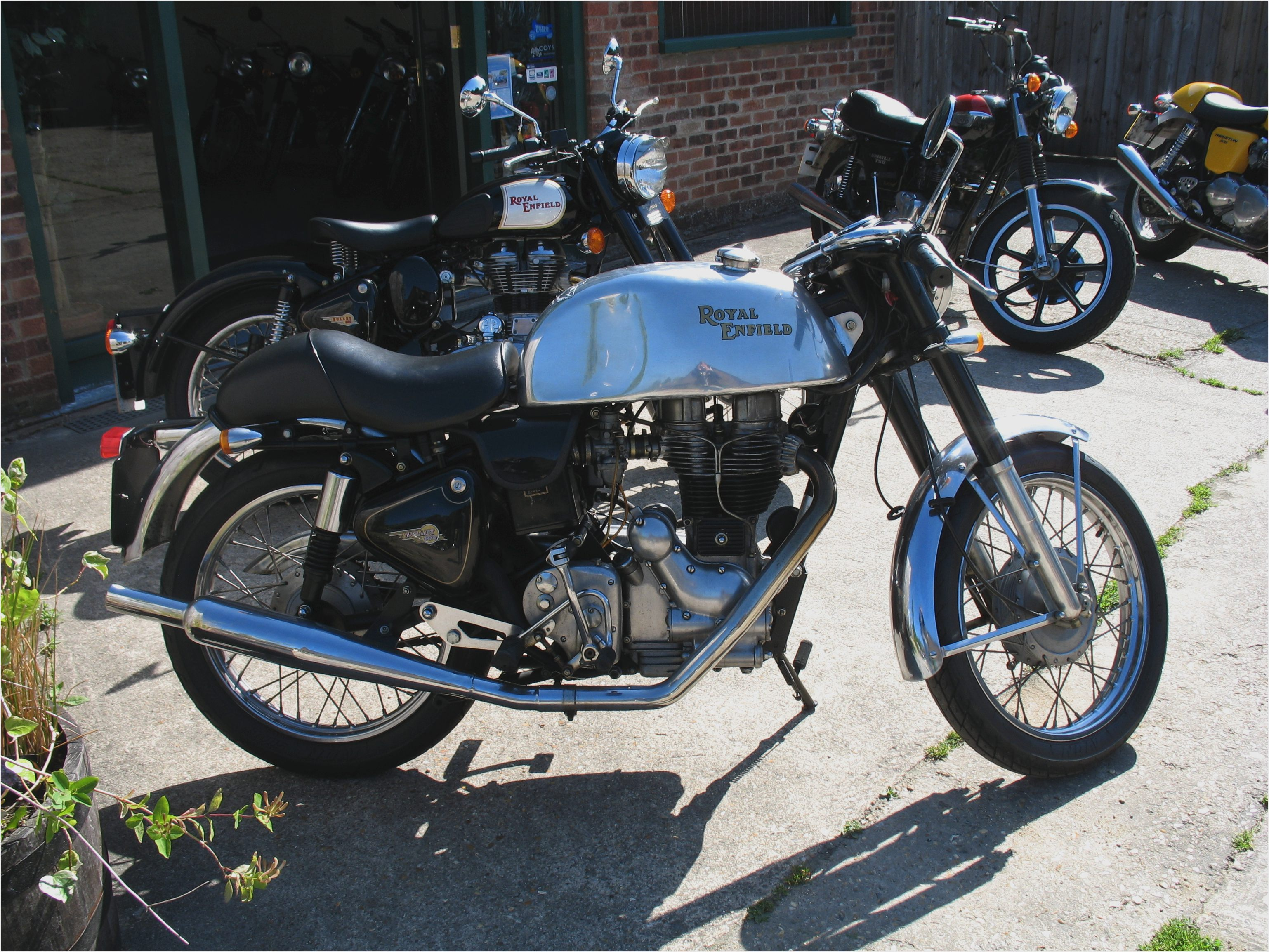 Royal Enfield Bullet 500 S Clubman 2009 images #123553