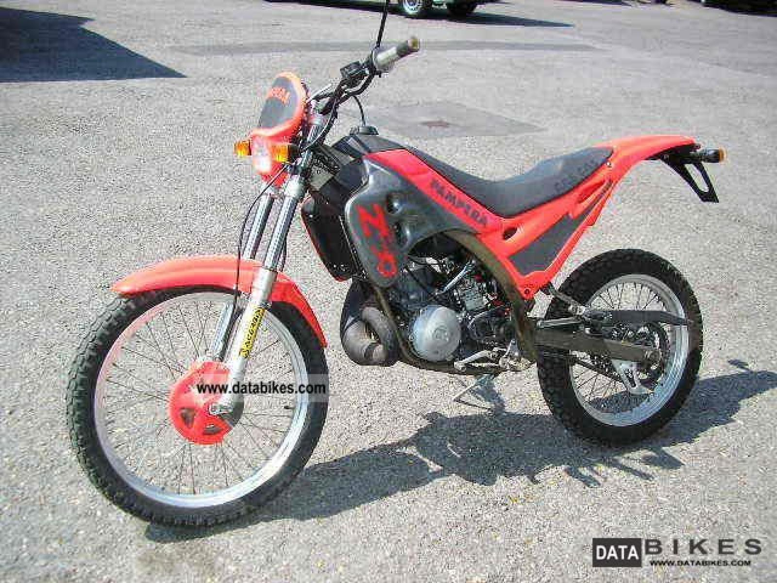 Sachs ZZ 125 2000 images #145445