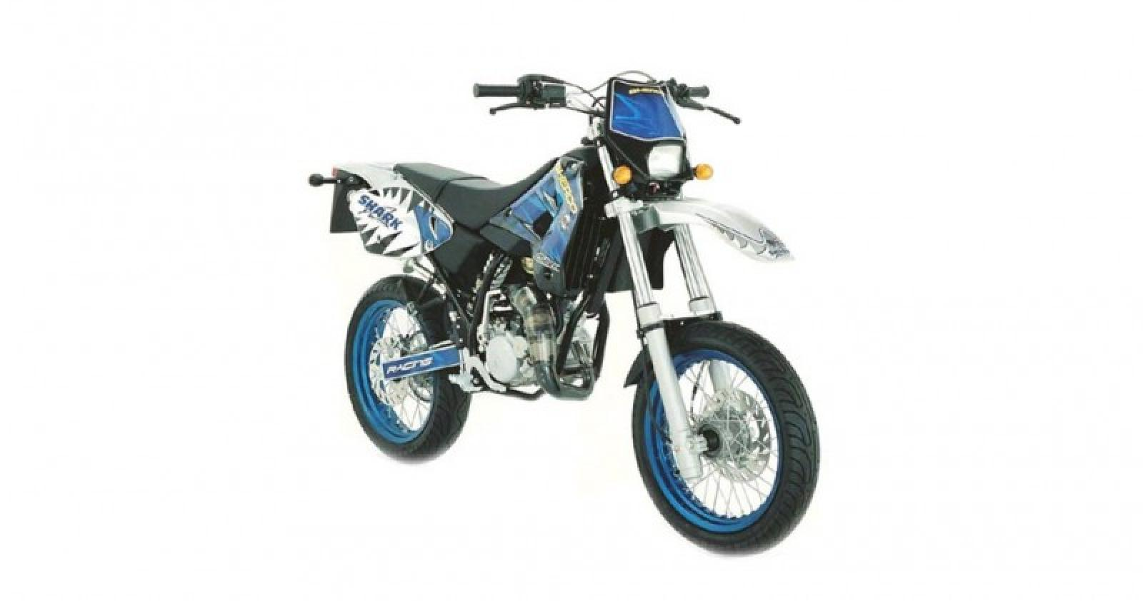 Sherco 125 Enduro Shark Replica images #124647