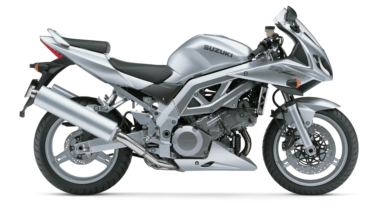 Suzuki SV 1000 ABS 2007 wallpapers #160614