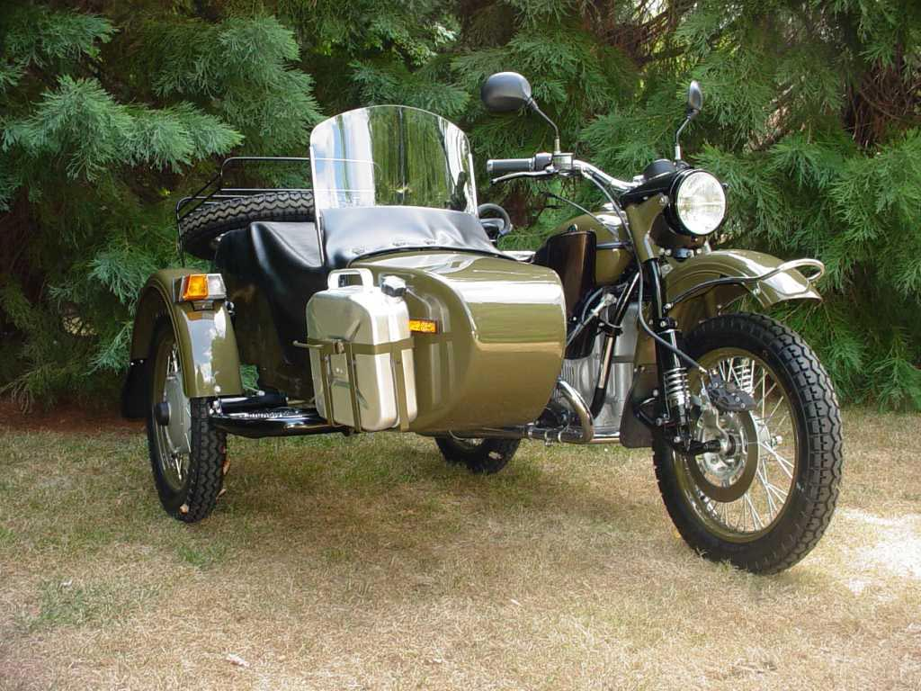 Ural Classic 2001 wallpapers #163788