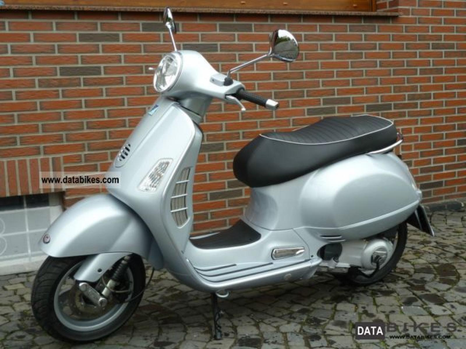 Vespa Granturismo 200 L 2005 wallpapers #146930