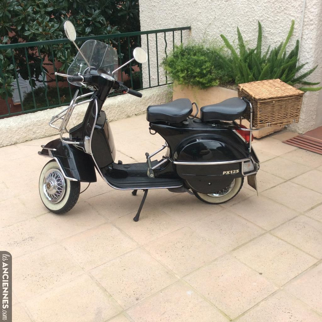 2005 vespa px 125 pics specs and information. Black Bedroom Furniture Sets. Home Design Ideas