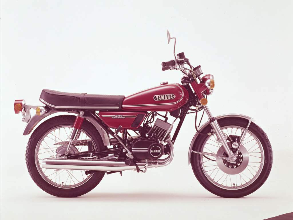 Yamaha RD 50 1974 wallpapers #135524