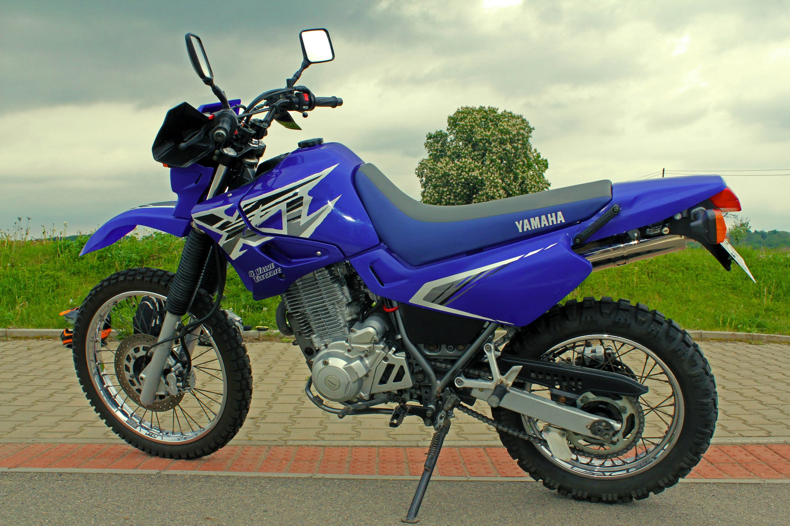 2000 yamaha xt 600 e pics specs and information. Black Bedroom Furniture Sets. Home Design Ideas