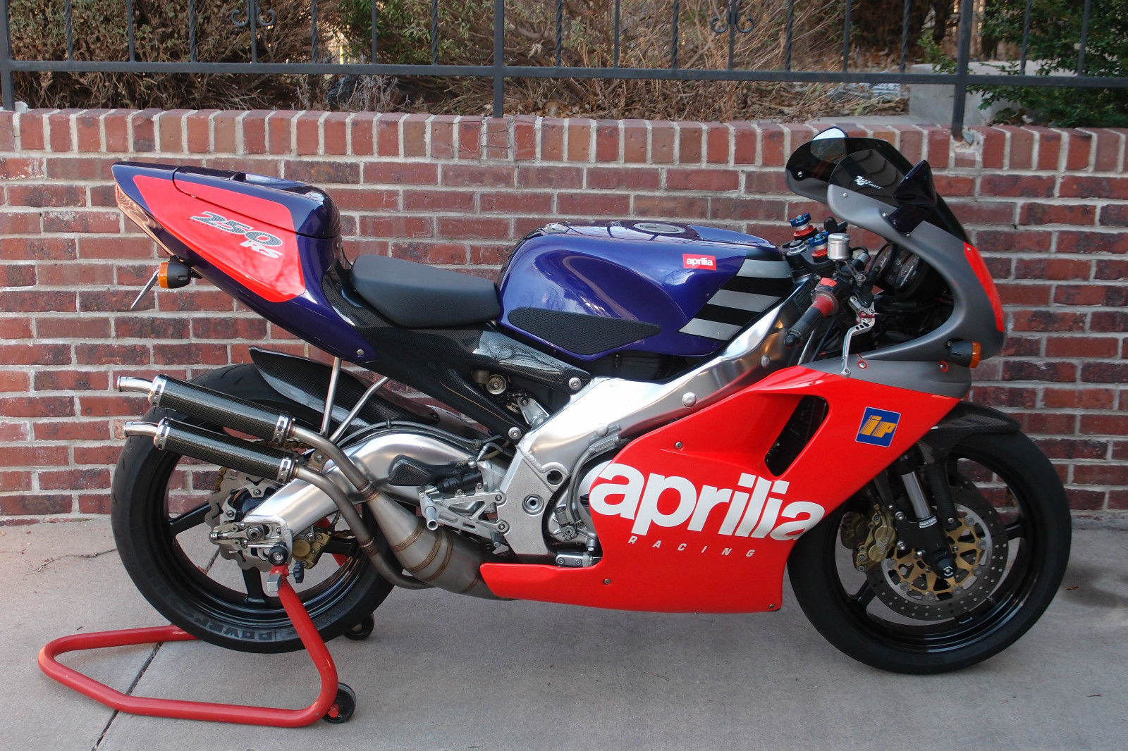 1995 aprilia rs 250 pics specs and information. Black Bedroom Furniture Sets. Home Design Ideas