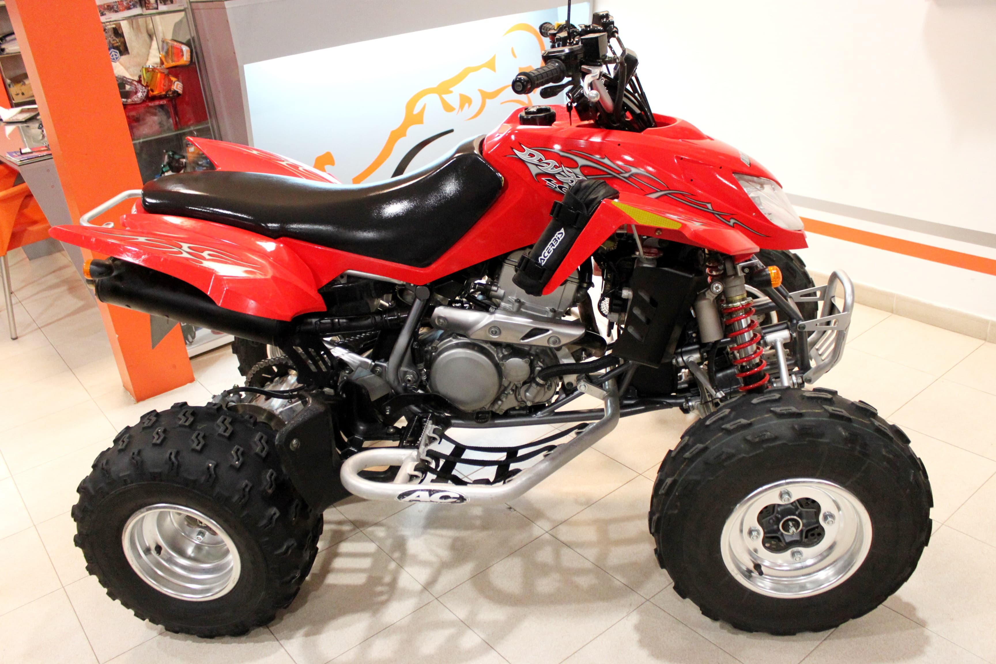 Arctic Cat 250 images #93060