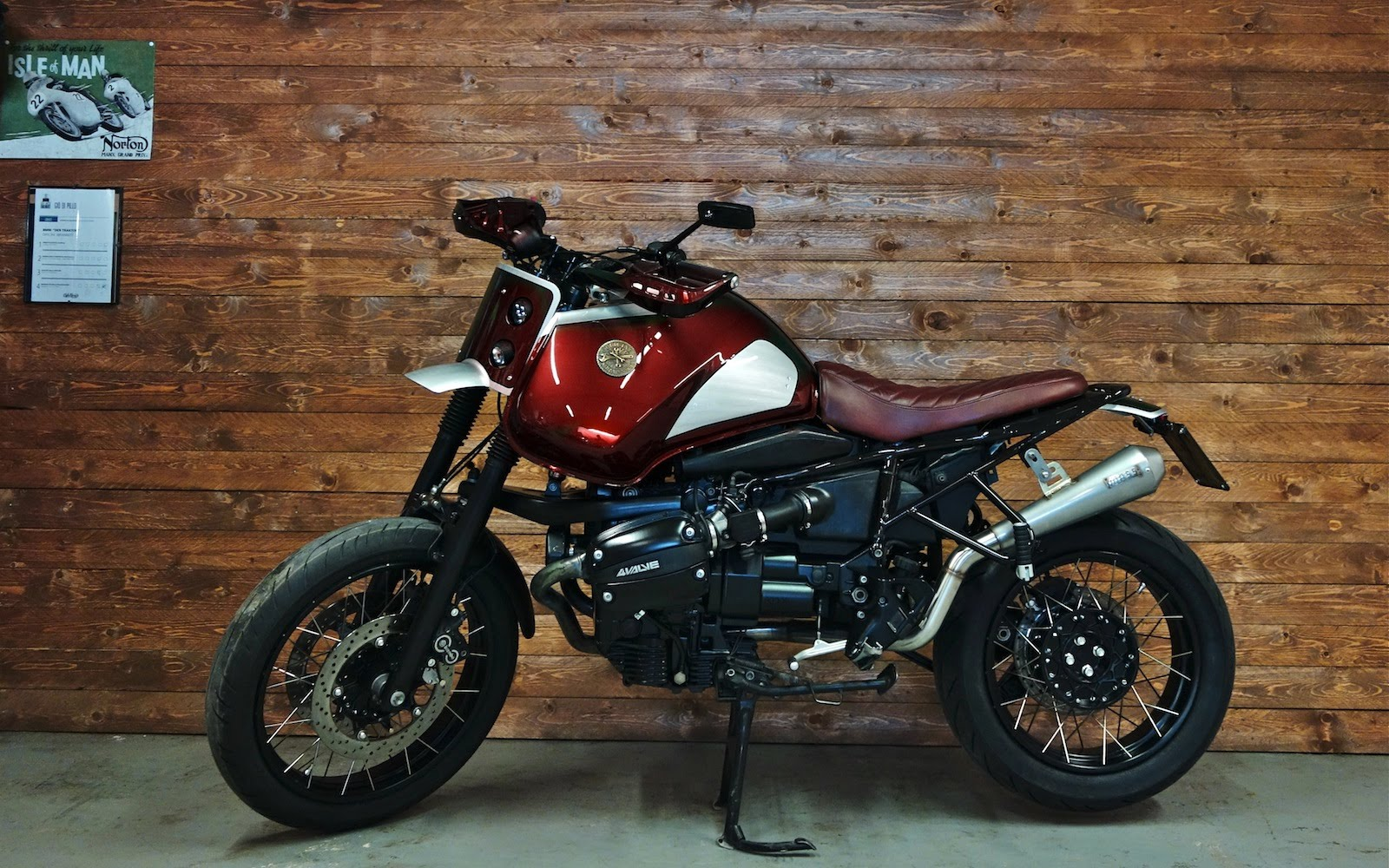 BMW R1100GS 1996 images #6478