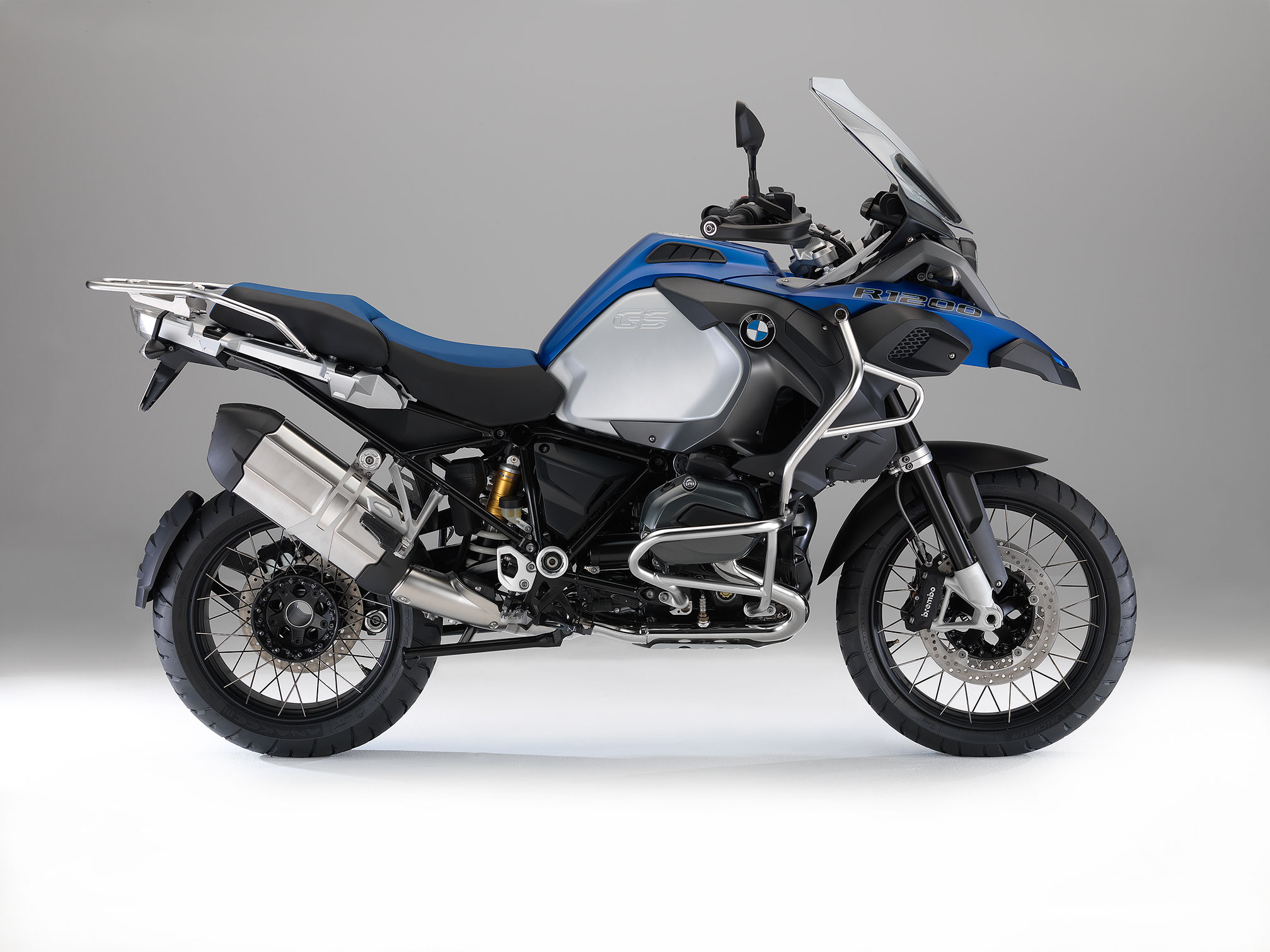 BMW R1200GS Adventure 2015 images #78345
