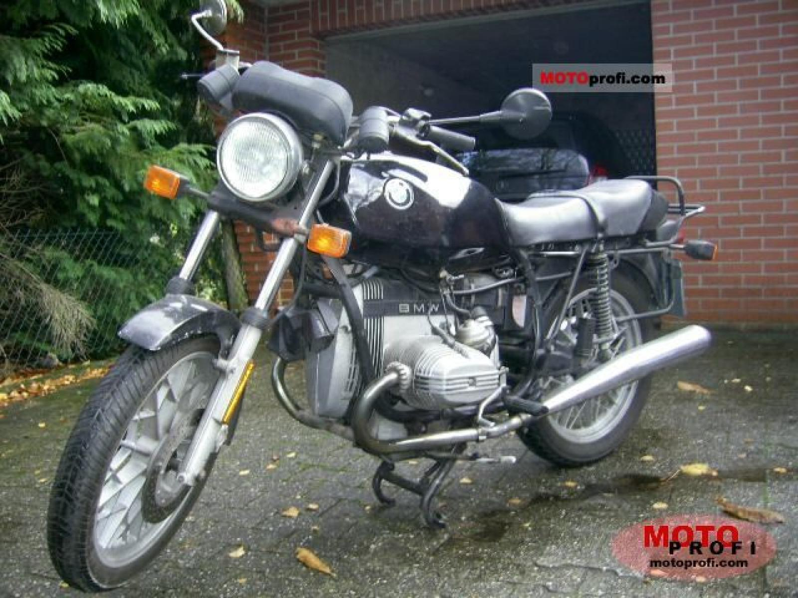 BMW R45 (reduced effect) 1985 images #77159