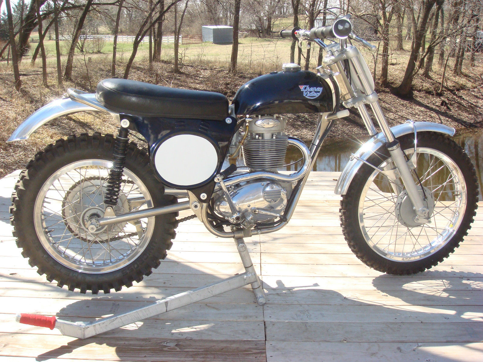 BSA Victor 500-Trail (B-50T) images #65691