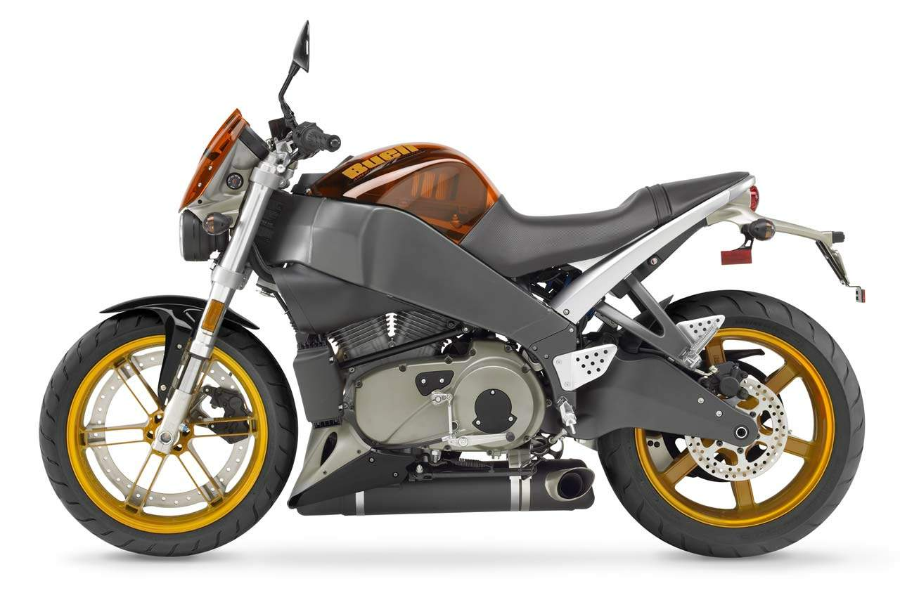 Buell Lightning XB12S 2004 images #93917