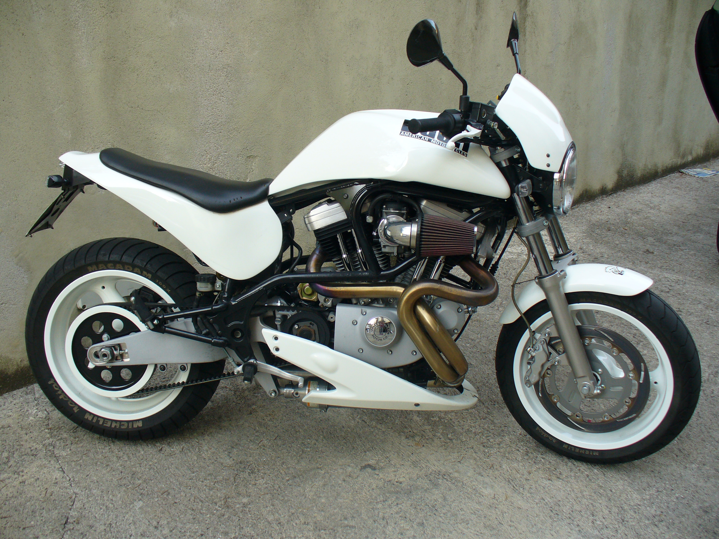 Buell M2 Cyclone 2000 images #65491