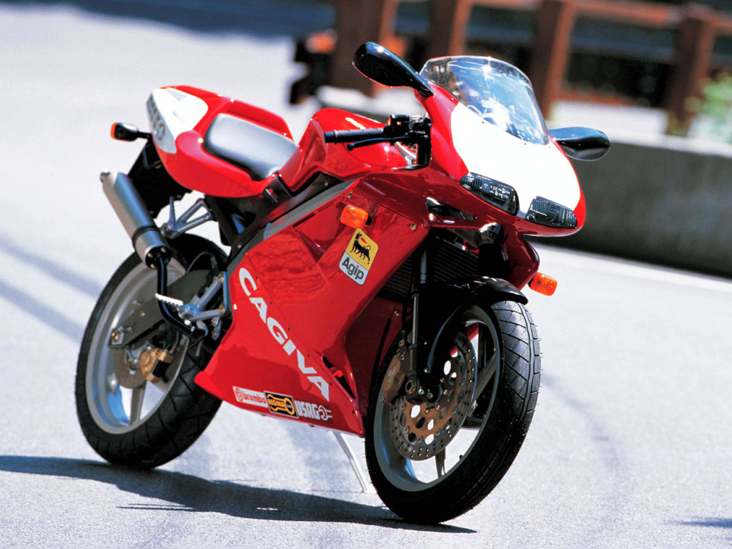 Cagiva Planet 125 1999 images #67375