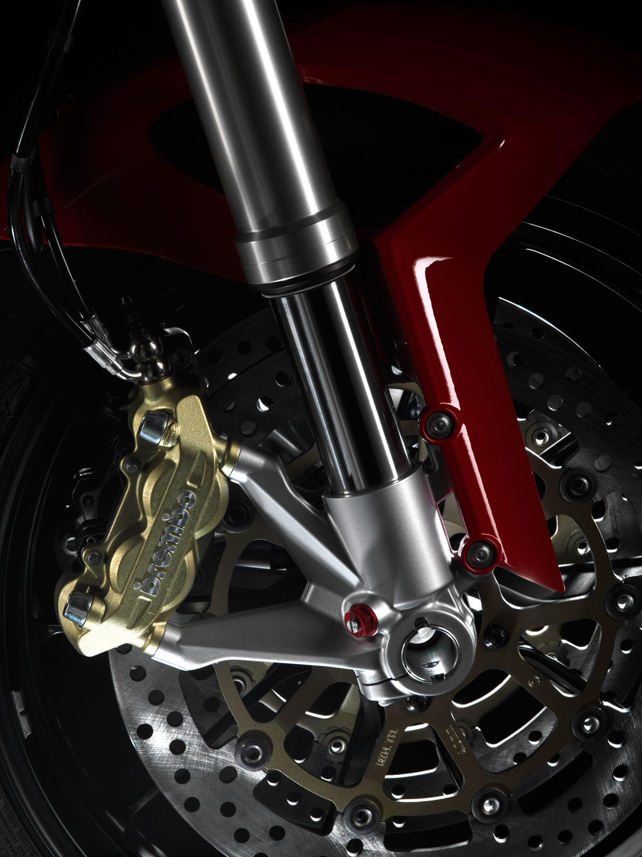 Ducati Monster 1100 EVO 20th Anniversary wallpapers #19179