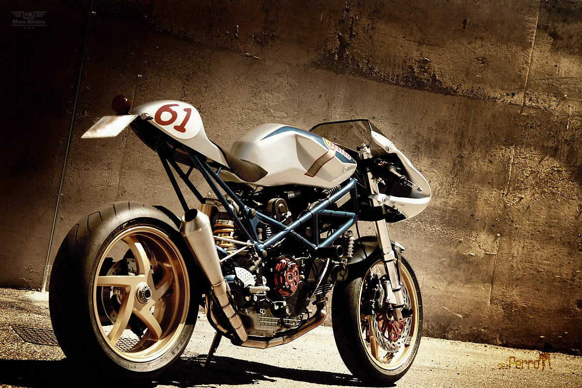 Ducati Monster S2R 1000 wallpapers #40224