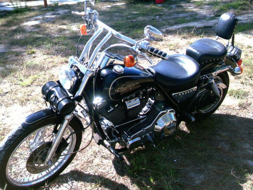 Harley-Davidson FXRS-SP Low Rider Sport pics #29103