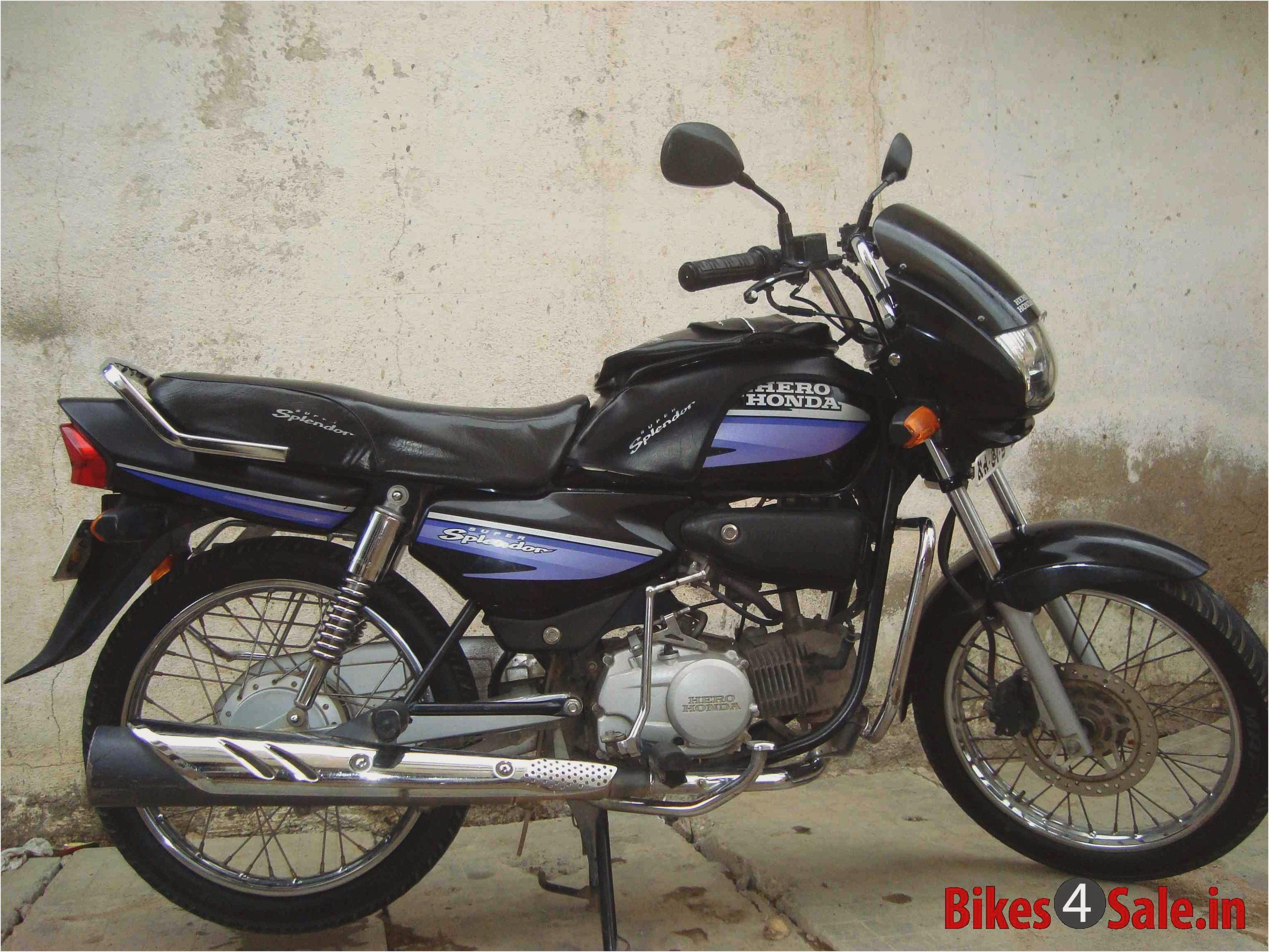 Hero Honda 125 Super Splendor 2008 images #74792