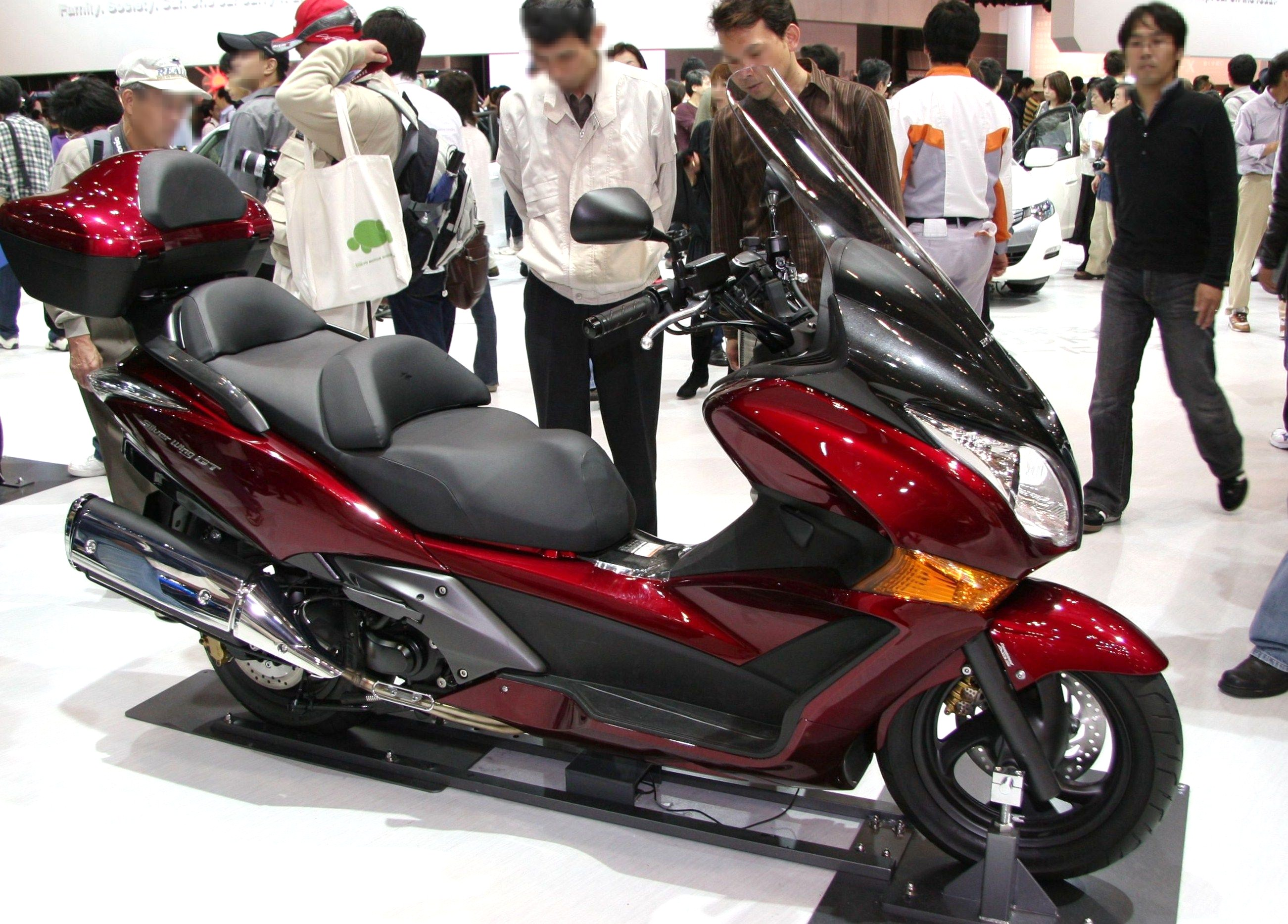 Honda Silver Wing 2007 images #83009
