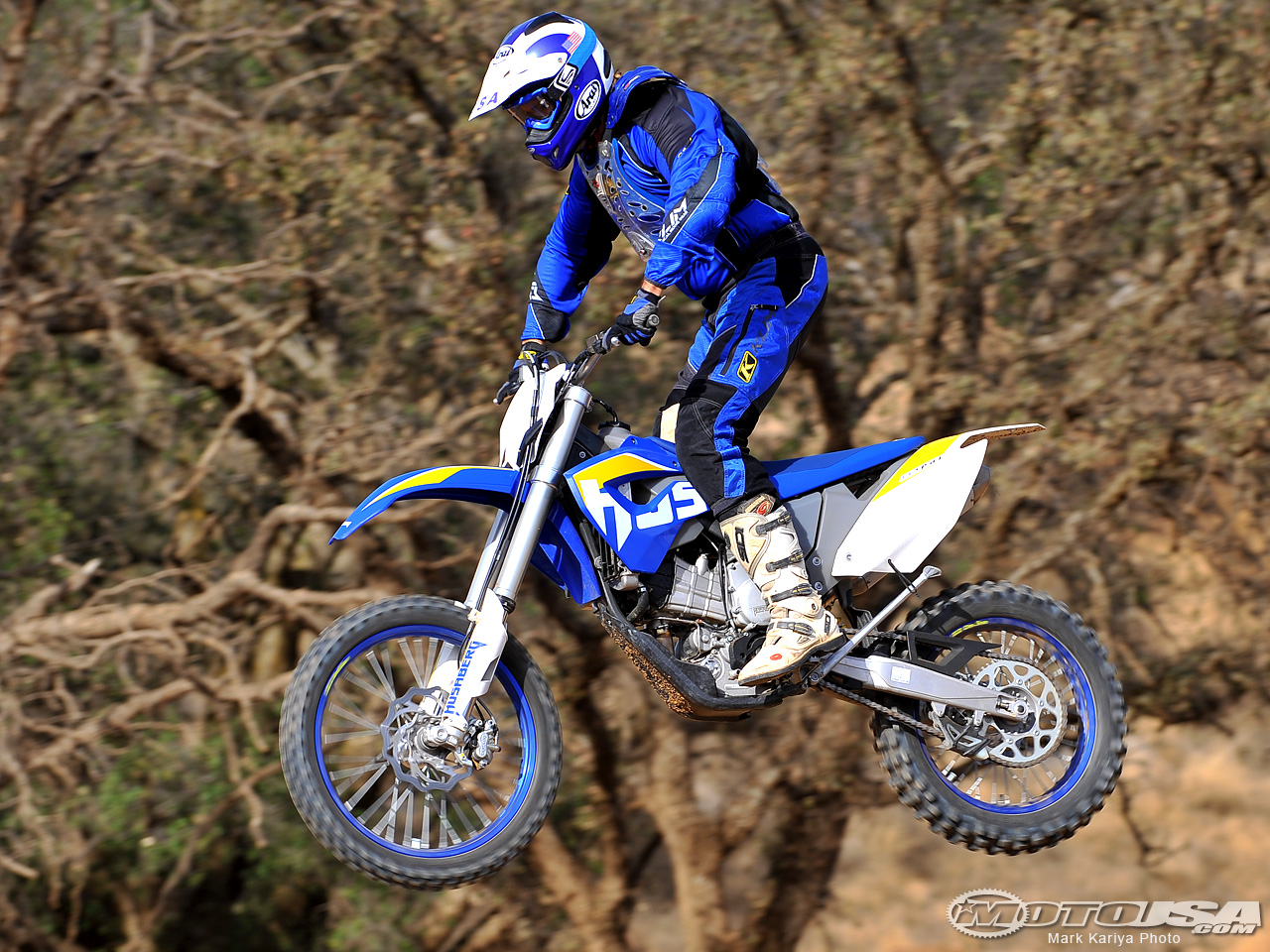 Husaberg FS 450 E 2006 wallpapers #144649