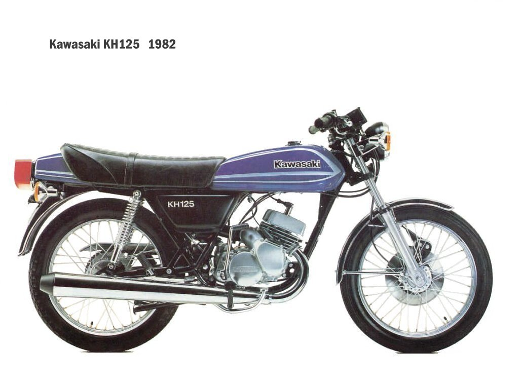 Kawasaki KE 175 wallpapers #134929