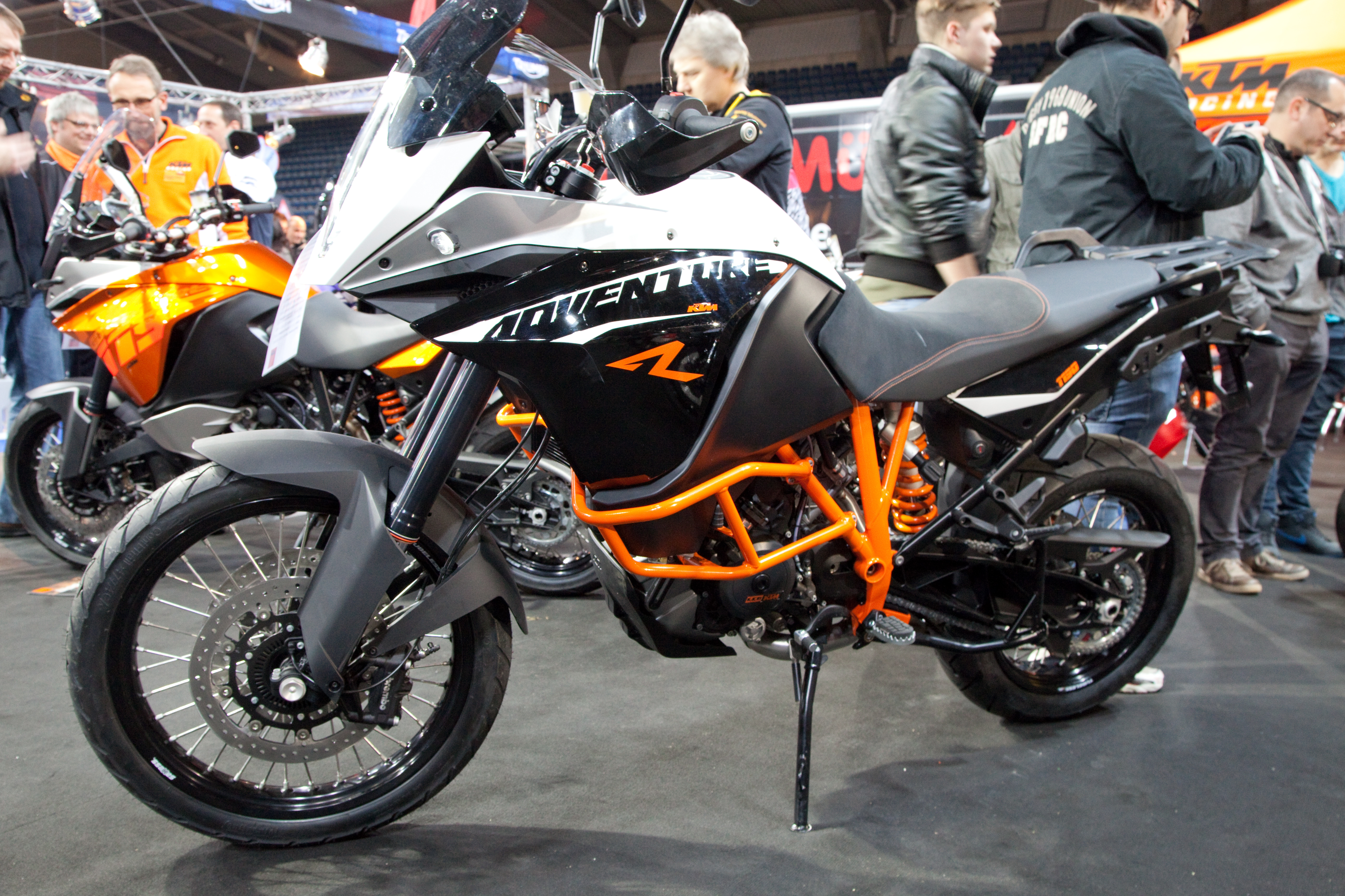 KTM 1190 Adventure R wallpapers #160516