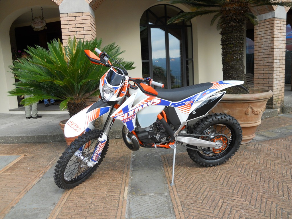 KTM 250 EXC-F SixDays 2011 wallpapers #161308