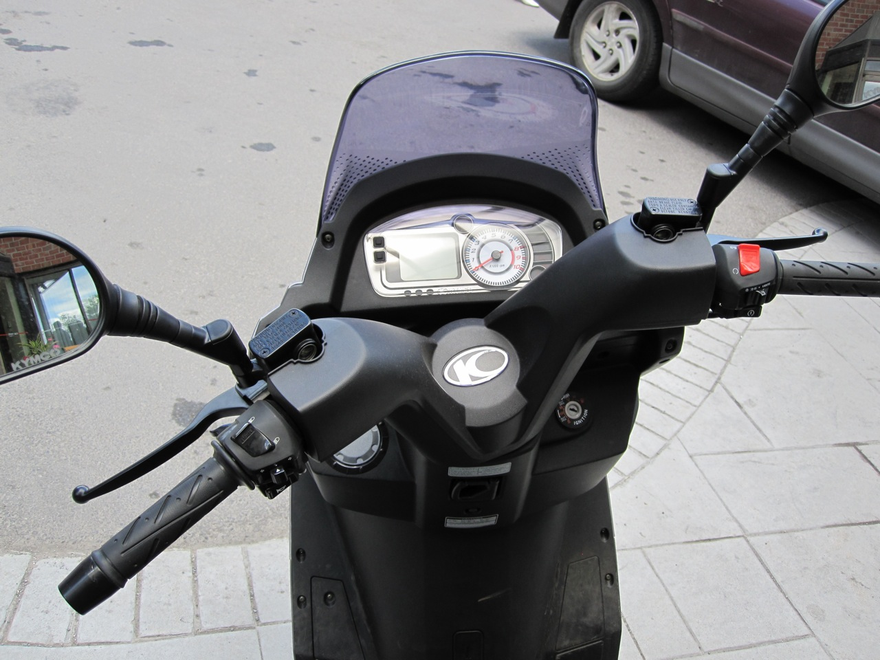 Kymco Yager 200 2010 images #102047