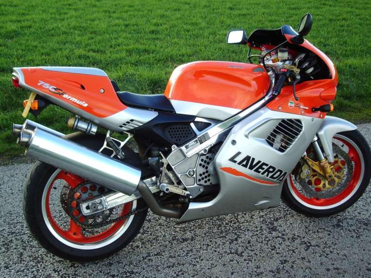 Laverda 750 S Formula wallpapers #144350