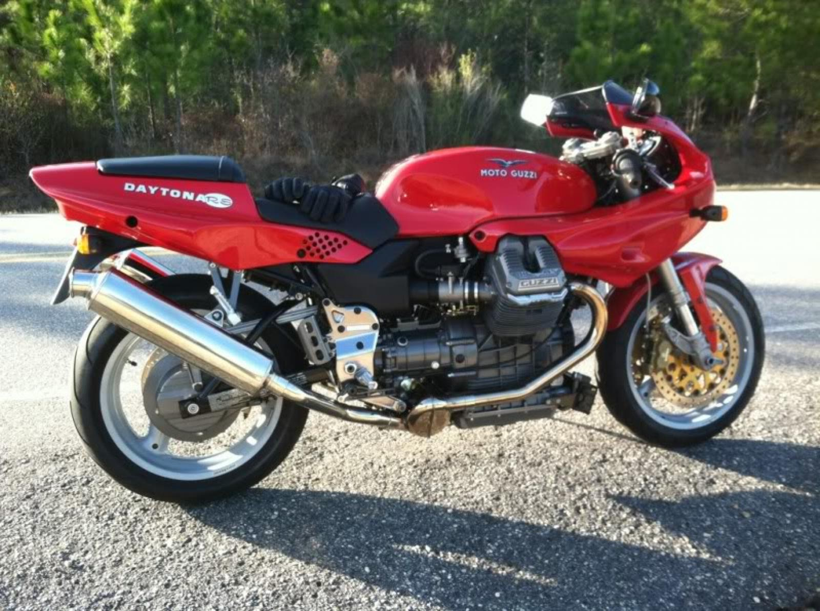 Moto Guzzi 1000 Daytona Injection images #108578