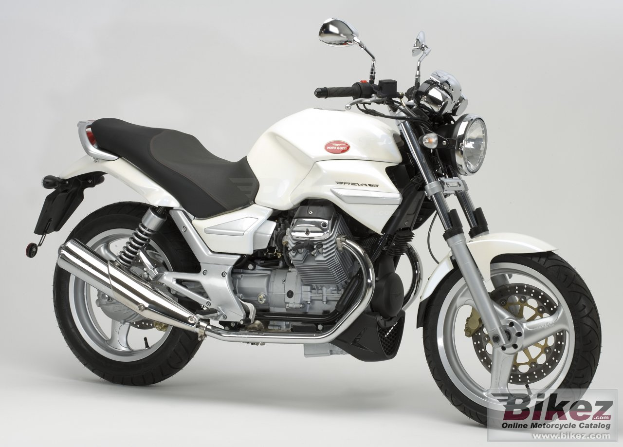 2007 moto guzzi breva 750 pics specs and information. Black Bedroom Furniture Sets. Home Design Ideas