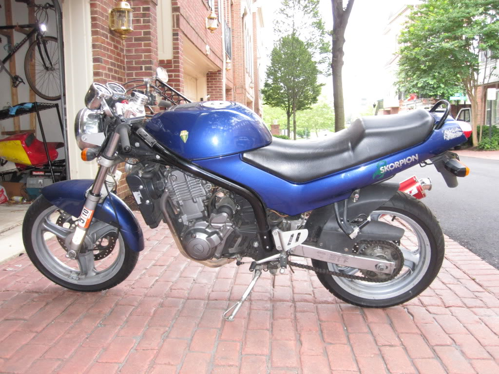 MZ Skorpion 660 Sport 1995 images #116465