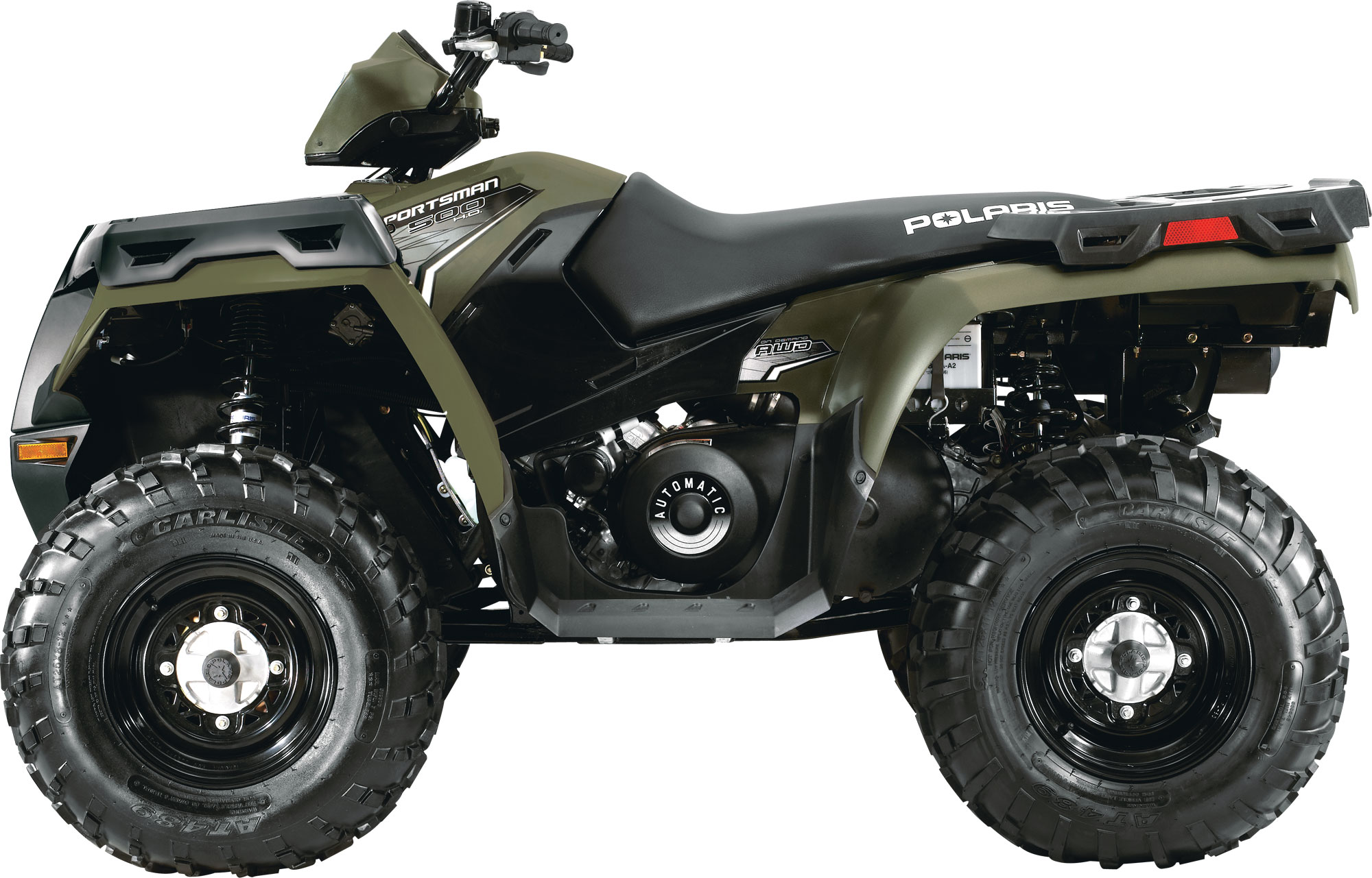 Polaris Sportsman 500 H.O 2000 images #120693