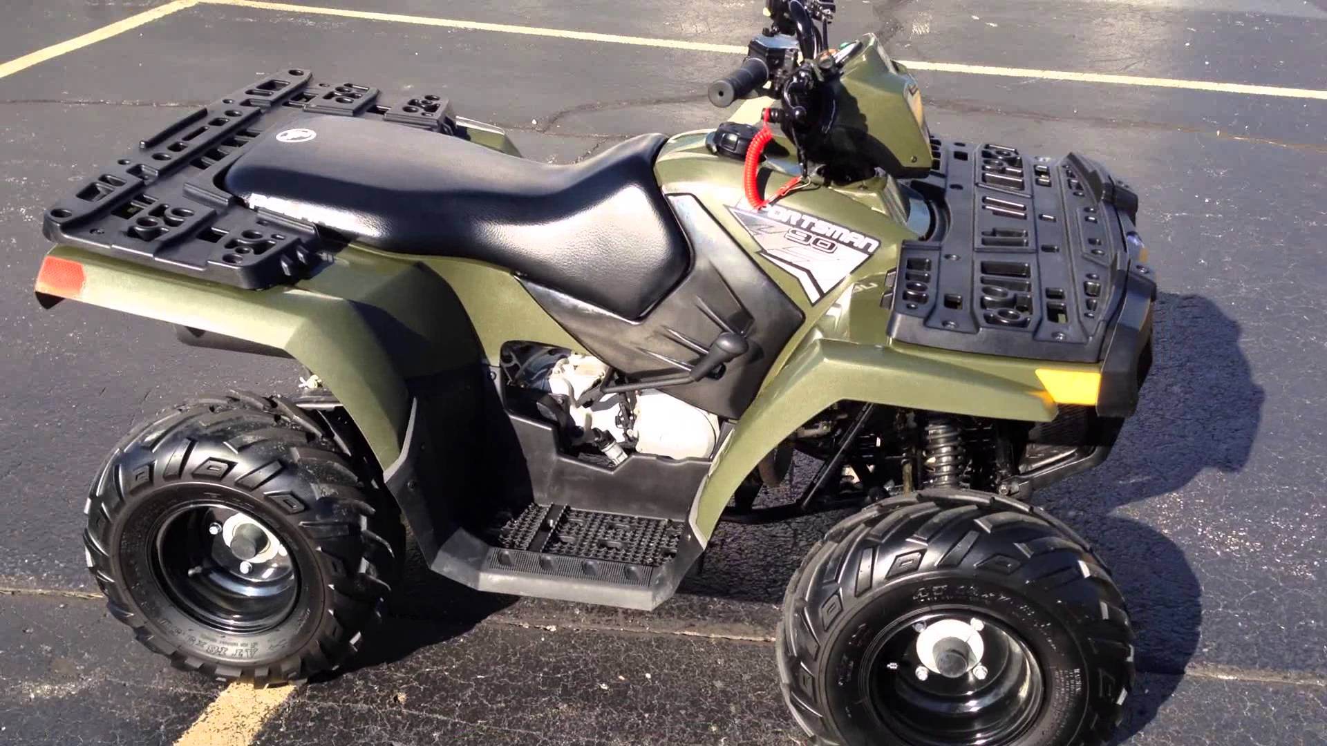 Polaris Sportsman 90 2005 images #121086
