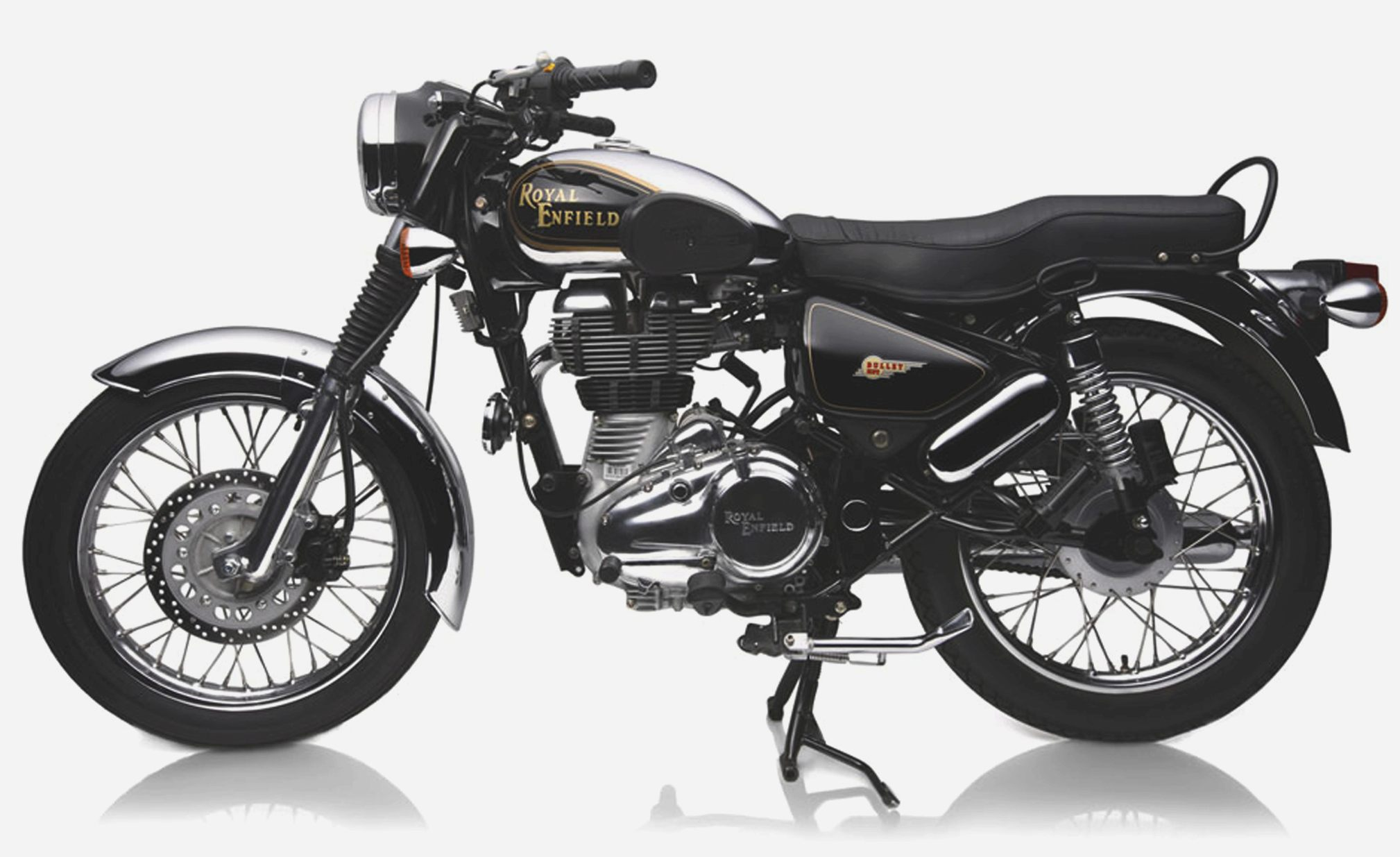 Royal Enfield Bullet 500 Army 2001 images #126037