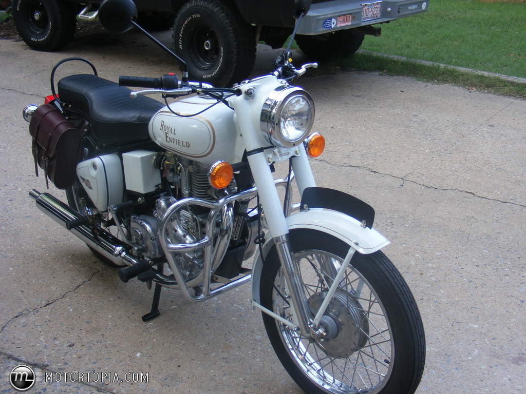 Royal Enfield Bullet 500 Classic 2008 images #127687