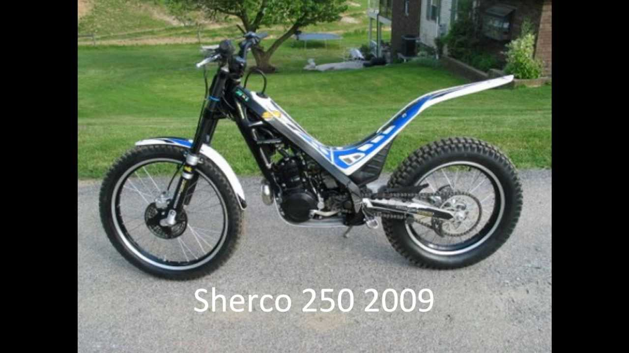 Sherco 2.0 Trial 2004 images #124548