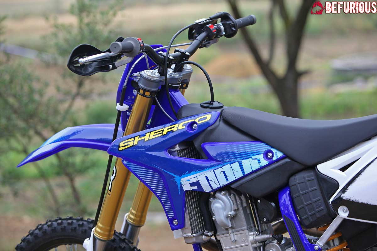 Sherco 5.1 4T Supermotard images #124448