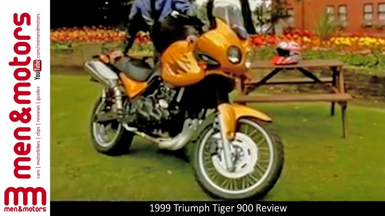 Triumph Tiger 900 1999 wallpapers #159917