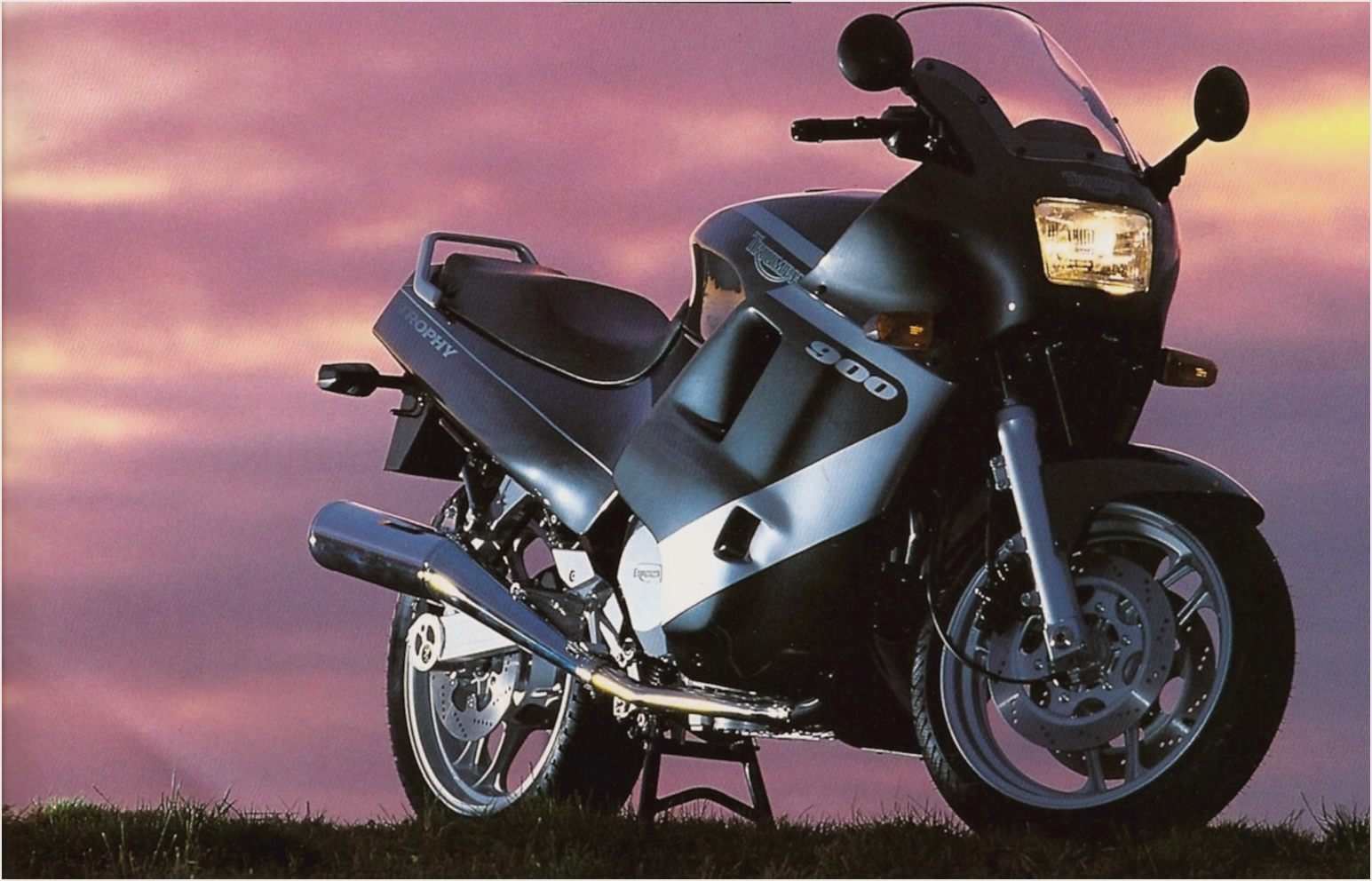 2001 triumph trophy 900 pics specs and information. Black Bedroom Furniture Sets. Home Design Ideas