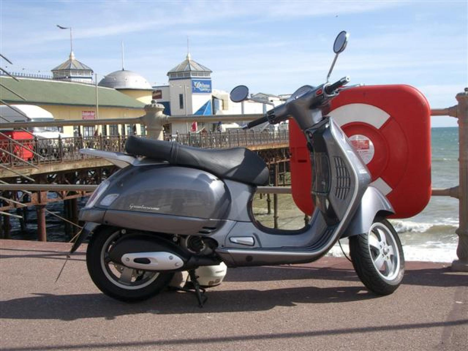 Vespa Granturismo 200 L wallpapers #146931