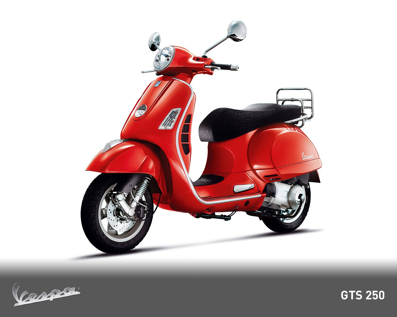 Vespa GTS 250 2008 wallpapers #132257