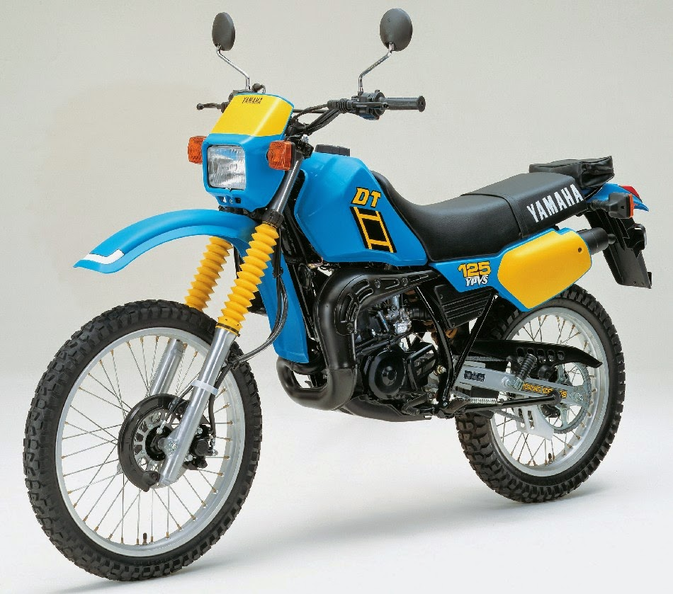 Yamaha DT 125 E 1978 wallpapers #135623
