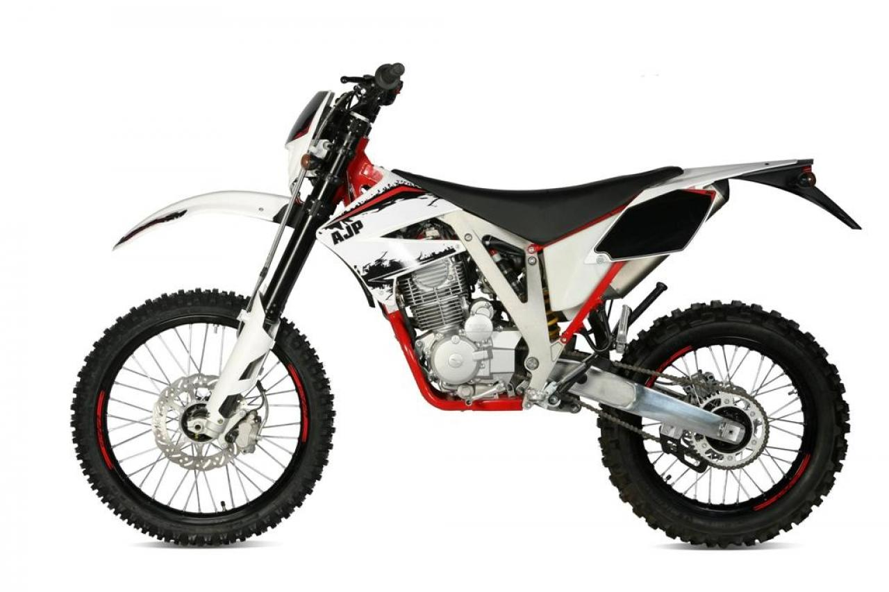 AJP PR4 200 Supermoto images #155853