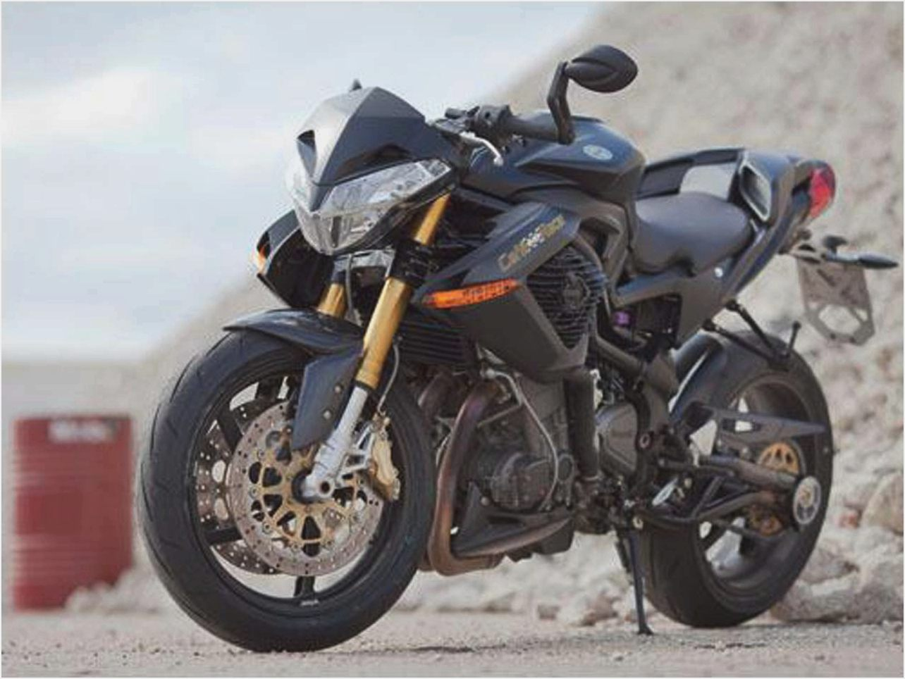 Benelli TnT Cafe Racer 2008 pics #1507
